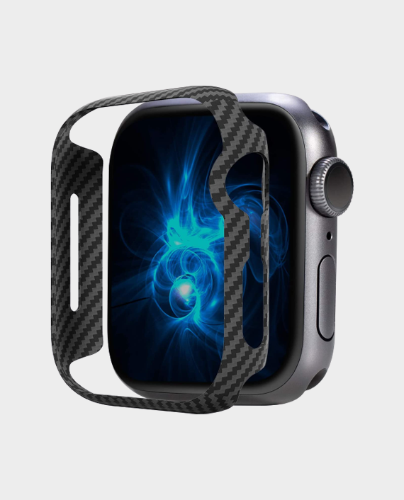 Pitaka Air Case for Apple Watch 44MM Black in Qatar