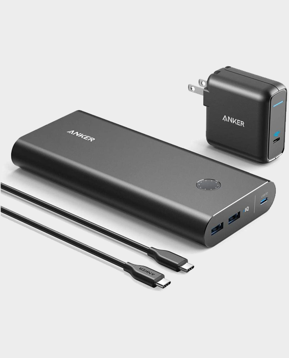 Anker PowerCore+ 26800 PD 45W with 60W PD Charger in Qatar