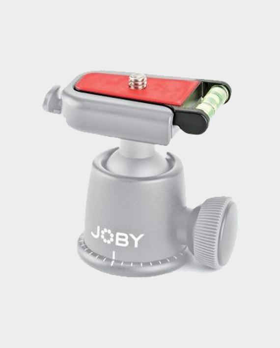 Joby QR Plate Pack 3K Quick Release Base Plate for GorillaPod 3K