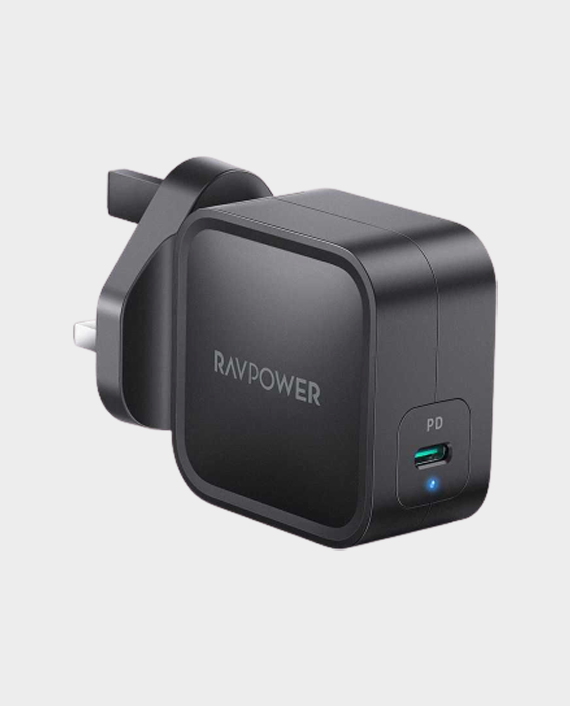 RAVPower PD Pioneer GaN Wall Charger 61W UK in Qatar