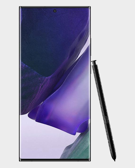 Samsung Galaxy Note 20 Ultra 5G 12GB 512GB Mystic Black Price in Qatar