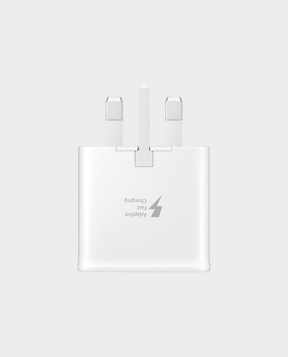 Samsung Travel Adapter Fast Charger 15W with USB Type C White in Qatar