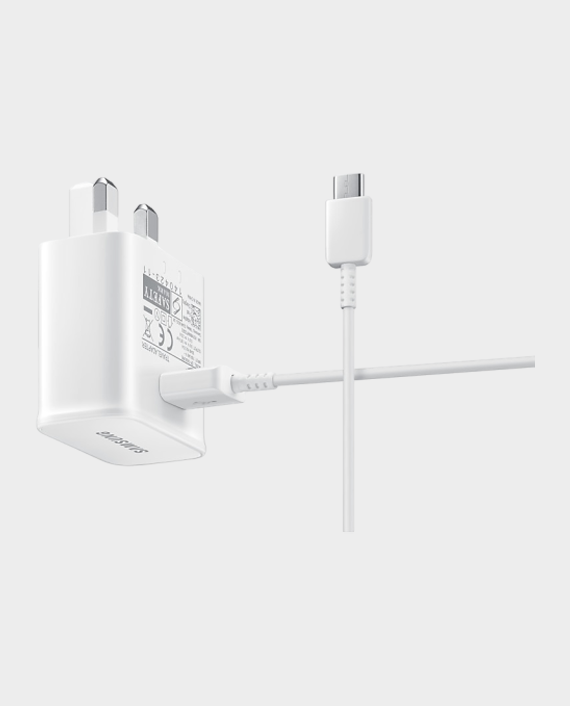 Samsung Travel Adapter Fast Charger 15W with USB Type C