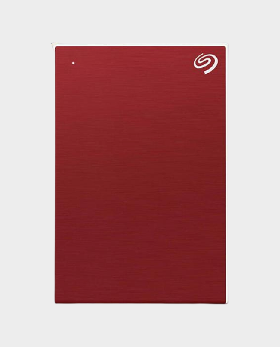 Seagate STHN2000403 Backup Plus Slim 2TB External Hard Drive Portable HDD Red in Qatar