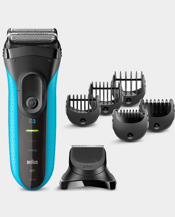 Braun Series 3 310 Electric Shaver Wet & Dry Electric Razor for Men in Qatar
