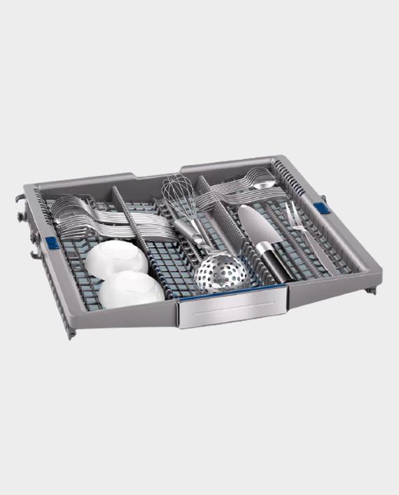 Siemens SN258I10TM iQ500 Free-Standing Dishwasher 60 cm