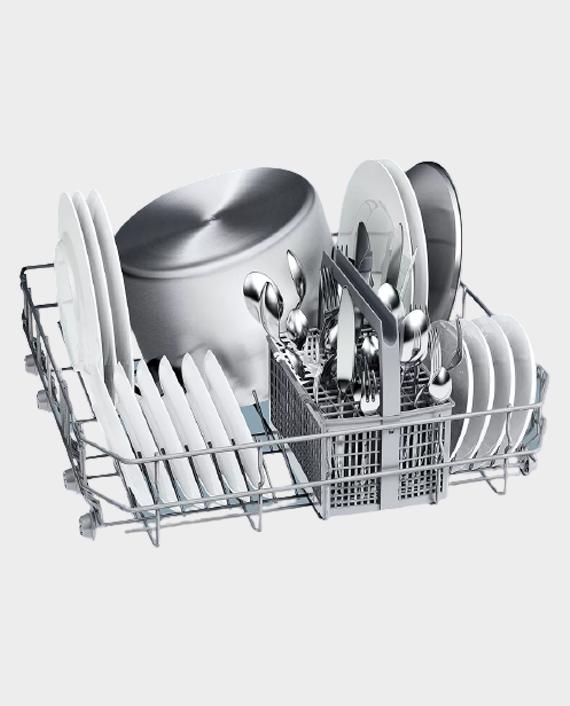 Siemens SN25D800GC iQ300 Free-Standing Dishwasher 60 cm