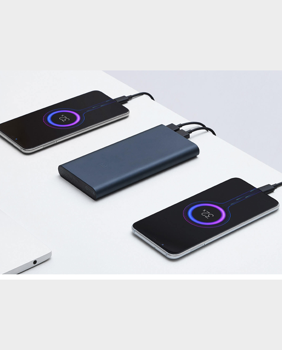 Xiaomi 10000 mAh 18W Fast Charge Powerbank 3