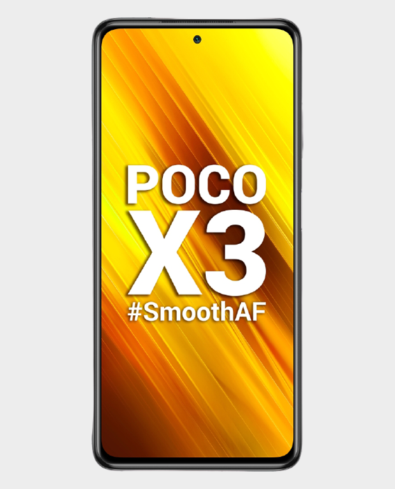 Xiaomi Poco X3 NFC 6GB 128GB Shadow Gray in Qatar