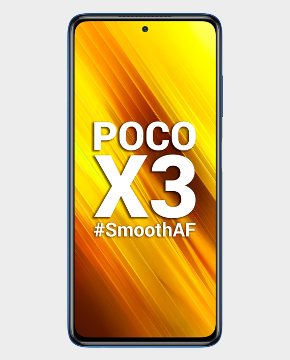 Xiaomi Poco X3 NFC 6GB 128GB Price in Qatar