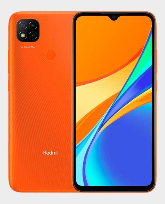 Xiaomi Redmi 9C 3GB 64GB Orange in Qatar