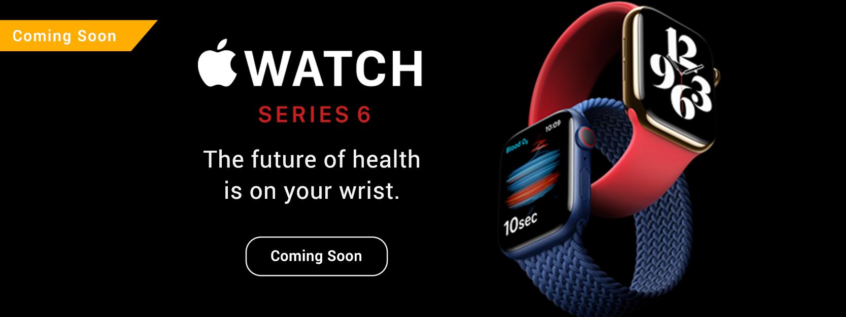 Apple Watch 6 in Qatar