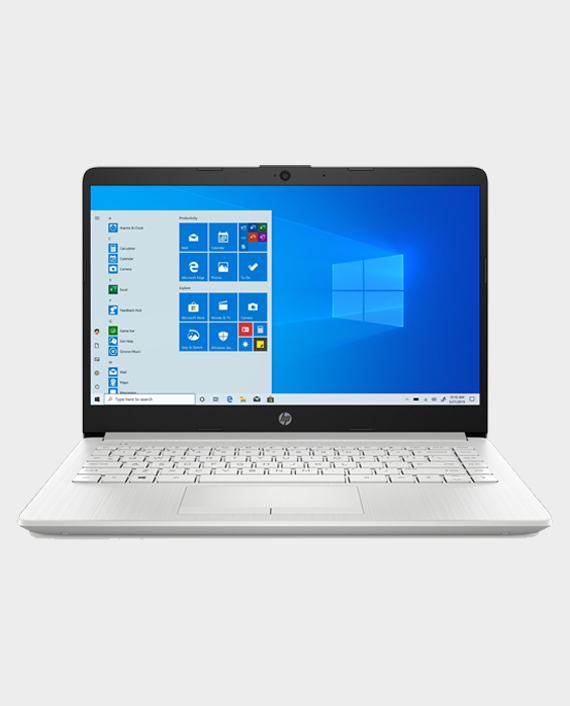 HP Laptop 14s-fq0012ne / 20J82EA / AMD Ryzen™ 5 3500U / 8GB Ram / 512GB SSD / AMD Radeon Graphics / 14 Inch / Windows 10 in Qatar