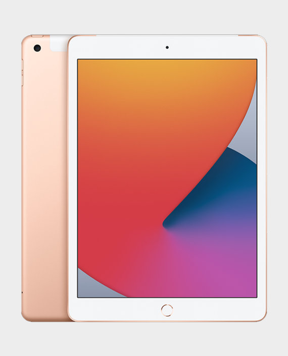 Apple iPad 10.2 inch 8th Gen Wifi 32GB Gold in Qatar