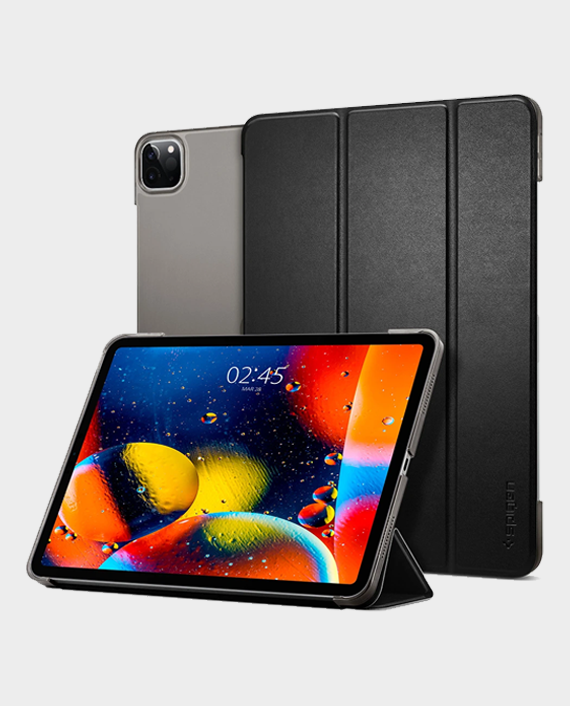"Spigen iPad Pro 11"" (2020/2018) Case Smart Fold in Qatar"