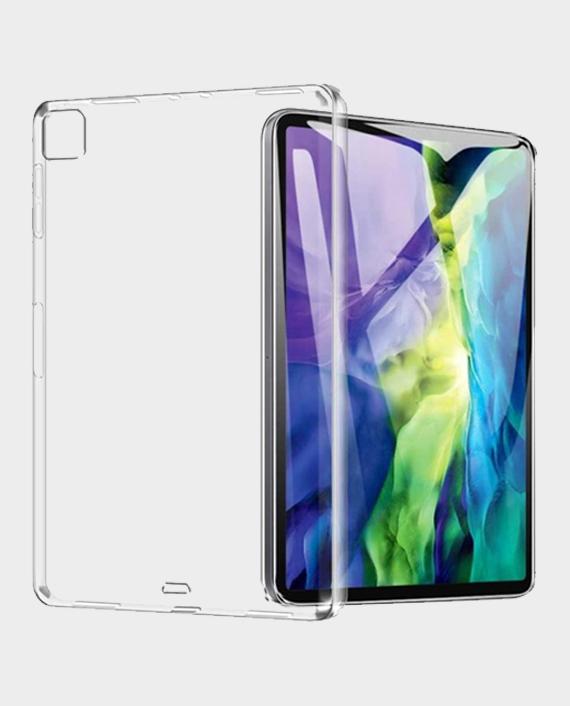 Green TPU/PC Back Case for iPad Pro 12.9 2020 in Qatar