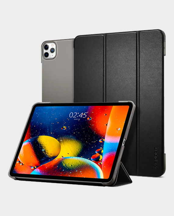 "Spigen iPad Pro 12.9"" (2020/2018) Case Smart Fold in Qatar"