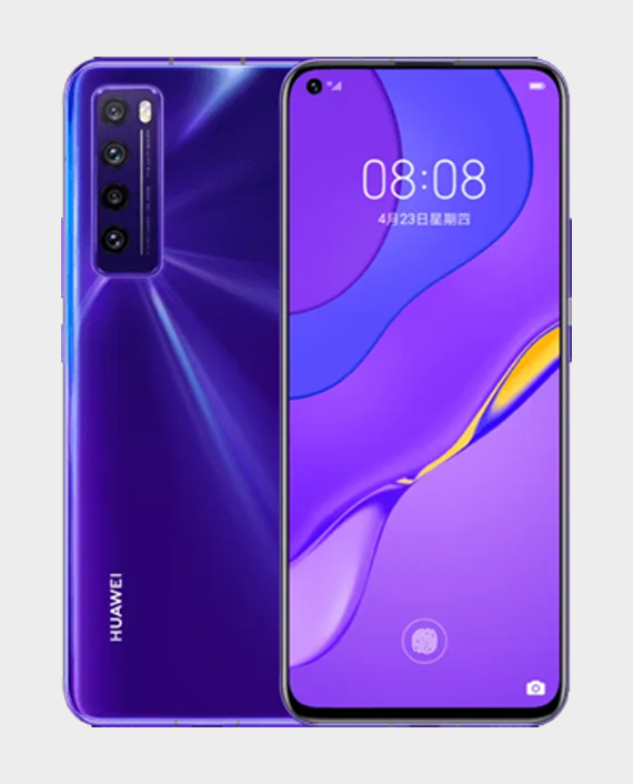 Huawei Nova 7 5G Purple in Qatar