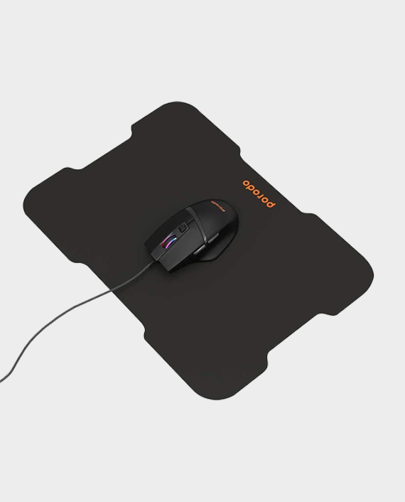 Porodo Gaming Mouse & Mouse Pad Combo in Qatar