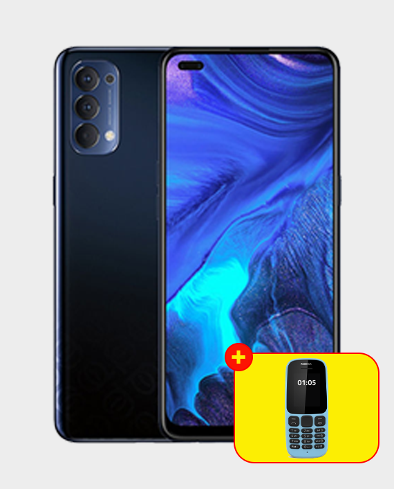 Oppo Reno 4 Price in Qatar Doha