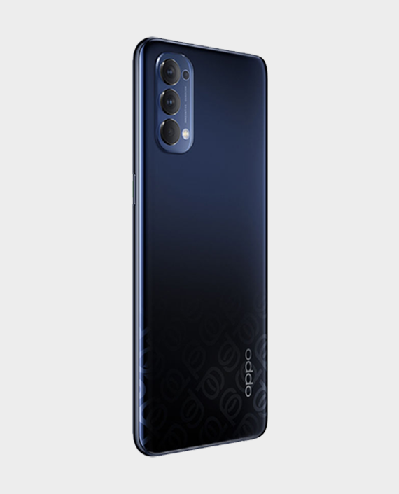 Oppo Reno 4 8GB 128GB - Space Black