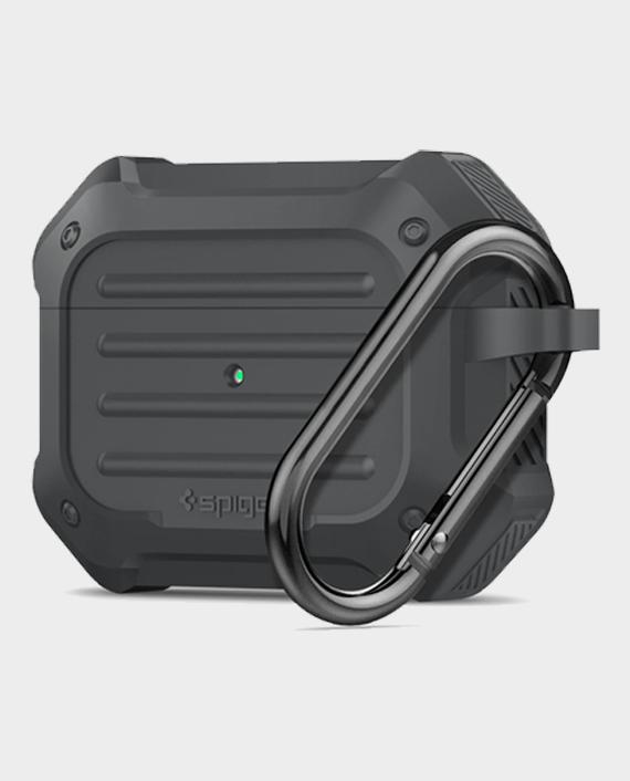 Spigen Apple AirPods Pro Case Tough Armor Charcoal in Qatar