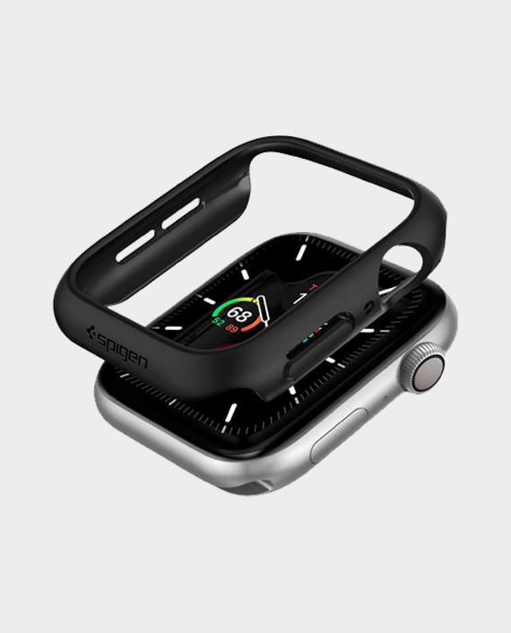 Spigen Apple Watch Series 5/4 Thin Fit Case in Qatar