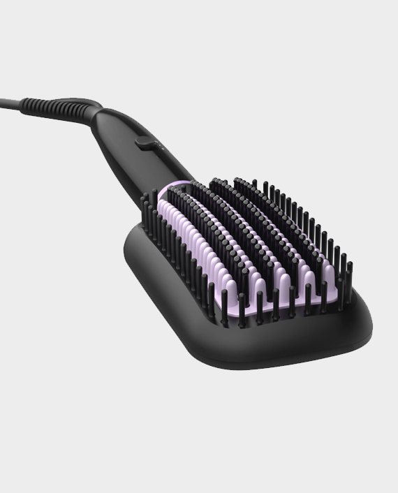 Philips StyleCare Essential BHH880/03 Heated Straightening Brush