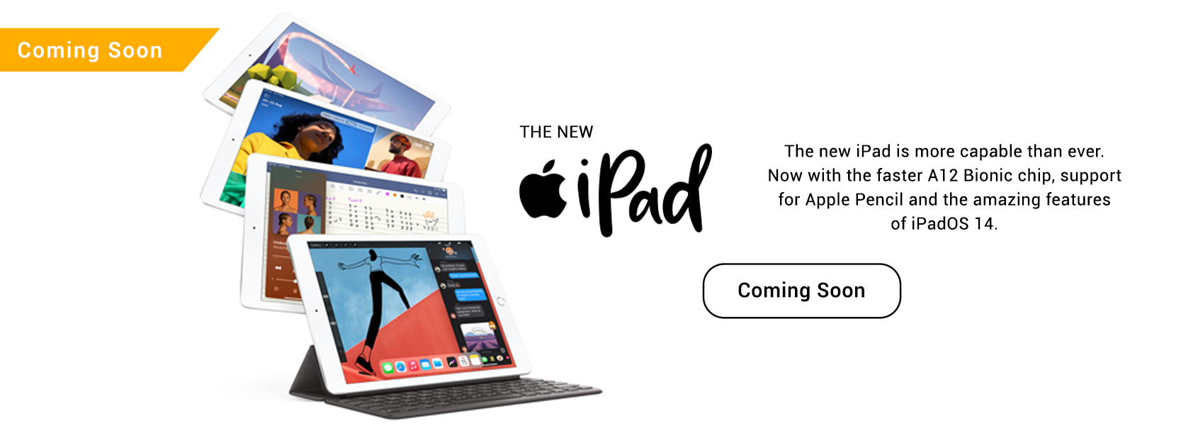 New Apple iPad Coming Soon