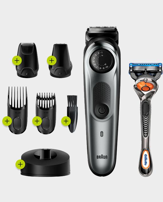 Braun BT7240 Beard Trimmer for Men in Qatar