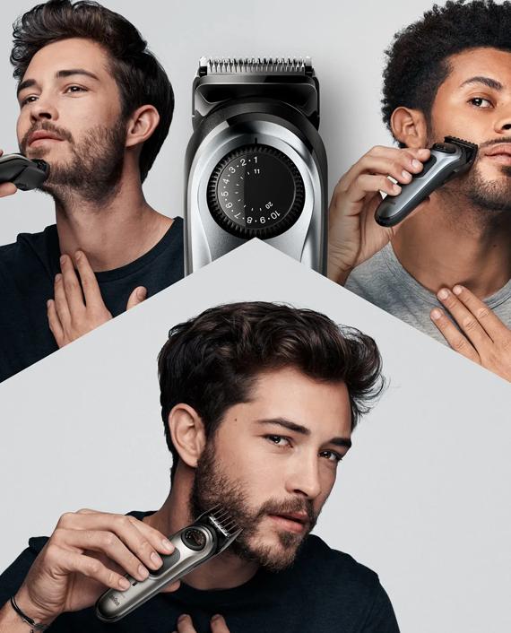 Braun BT7240 Beard Trimmer for Men