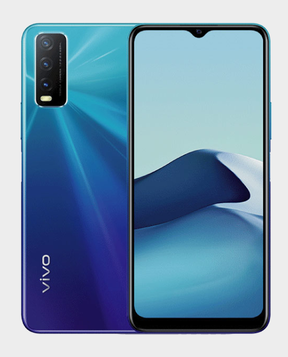 Vivo Y20 4GB 64GB Nebula Blue in Qatar