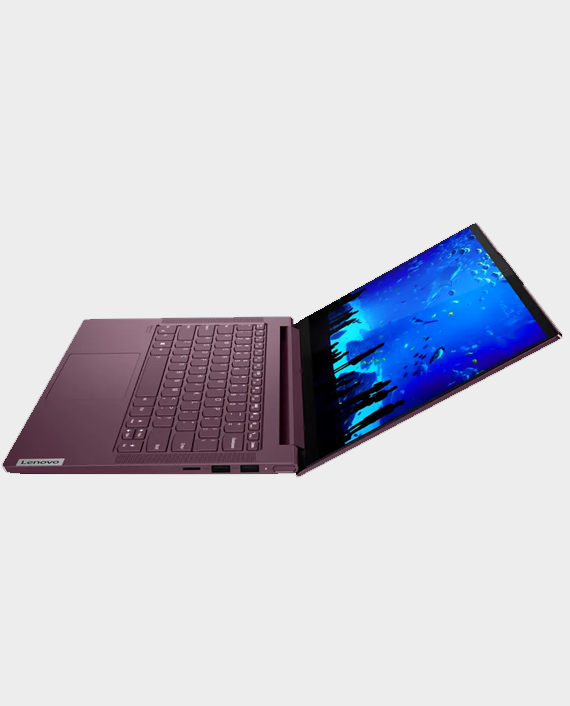 Lenovo Yoga Slim 7 14ARE05 / 82A20066AX / Ryzen 7 4700U / 16GB Ram / 512GB SSD / Integrated AMD Radeon Graphics / 14 Inch / Windows 10 / Orchid