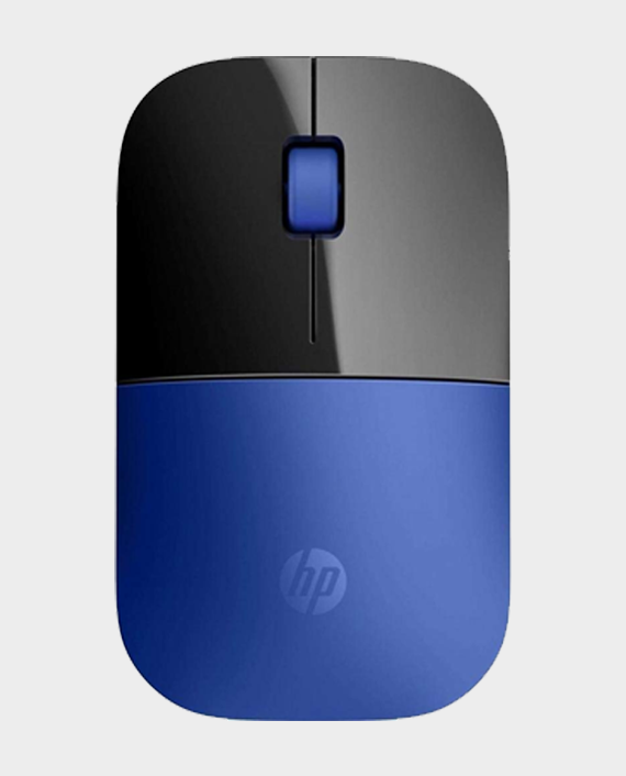 HP Wireless Mouse Z3700 Blue in Qatar