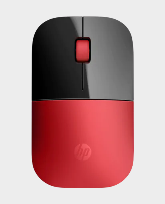 HP Z3700 Wireless Mouse Red in Qatar
