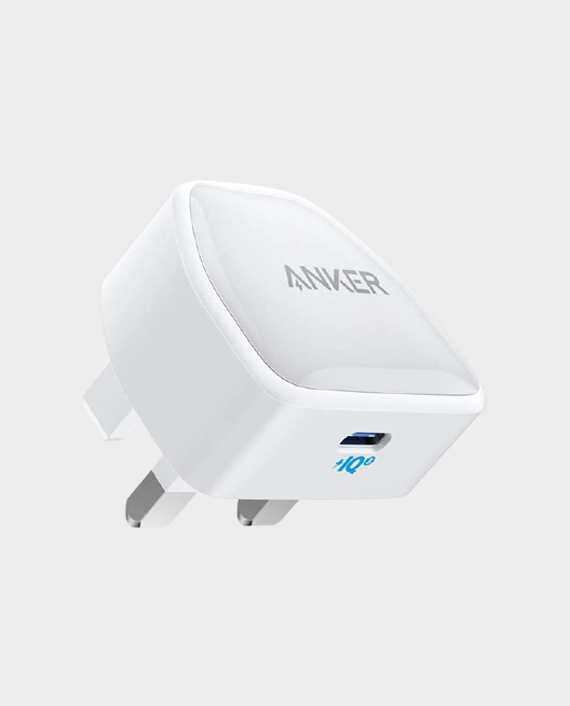 Anker PowerPort III Nano 20W Usb-C Charging Adapter White in Qatar