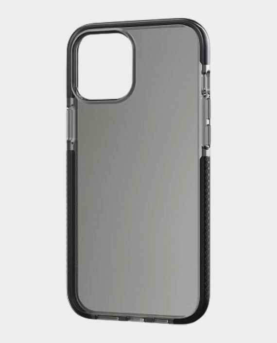Bodyguardz iPhone 12 Pro Max Ace Pro Slim Pocket-Friendly Protective Case Smoke/Black in Qatar
