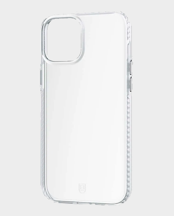 Bodyguardz iPhone 12 Pro Max Carve Engineered Sculpted Protective Case White Clear