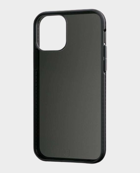 Bodyguardz iPhone 12 Pro Split Distinctive Edged Added Protective Case Smoke/Black in Qatar