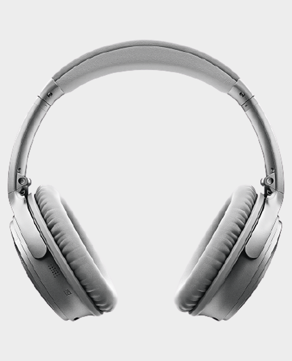 Bose QuietComfort 35 Wireless Headphones II Silver in Qatar