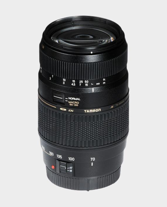 Canon Eos 4000d 18-55 Ef Ef-s DcIII + Tamron 70-300 F4-5.6 Di Canon-a17e + Free Case With 16GB Card