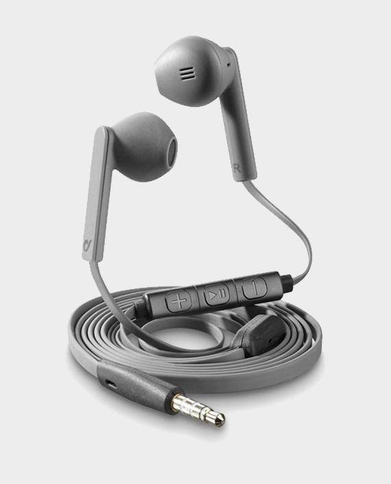 Cellularline Mantis Earphone 3.5mm Grey in Qatar