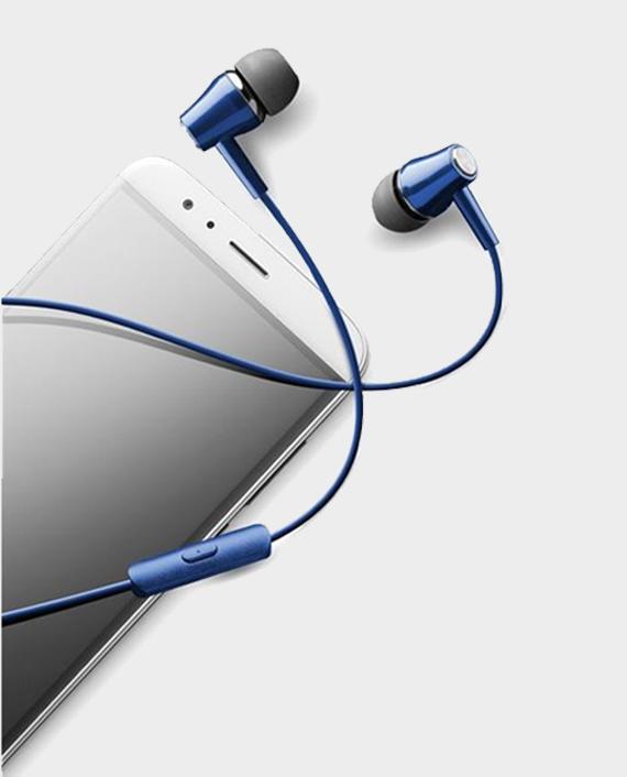 Cellularline Voice In-Ear Earphone 3.5mm Blue in Qatar