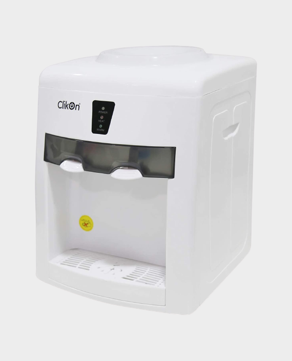 Clikon CK4021-N 2 Tap Hot and Normal Water Dispenser in Qatar