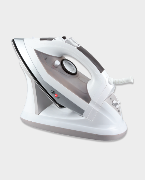 Clikon CK4118 Cord & Cordless Steam Iron Box with Self Cleaning Function in Qatar