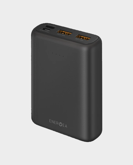 Energea ComPac Mini 2 PD 10000mAh Gunmetal in Qatar
