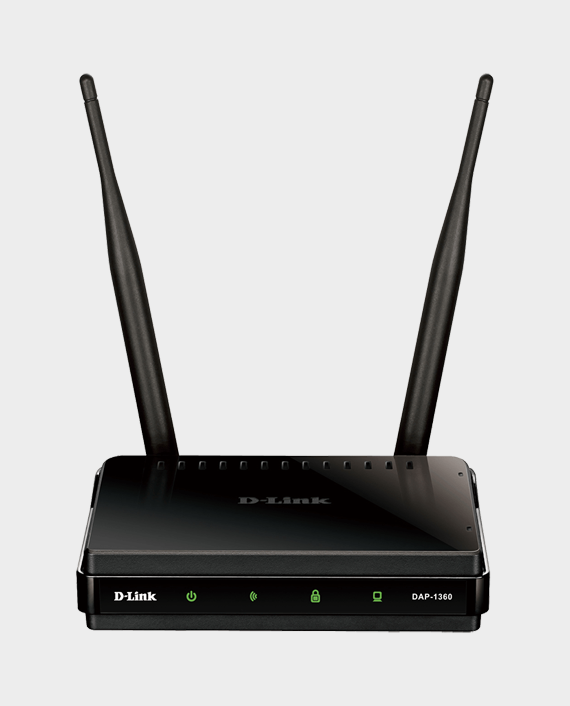 D-Link DAP-1360 Wireless N Range Extender in Qatar