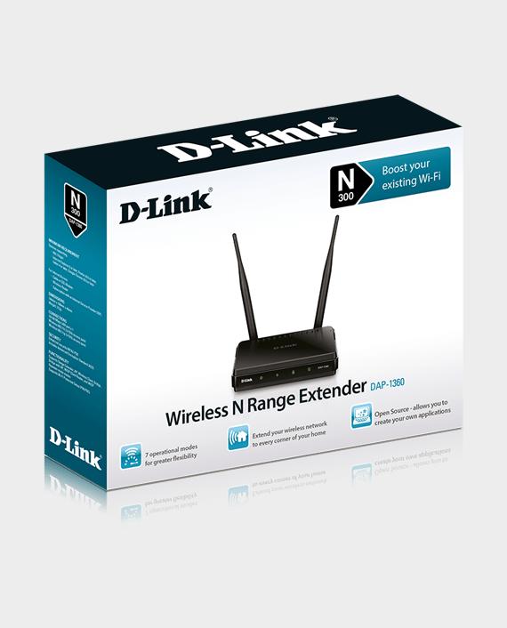 D-Link DAP-1360 Wireless N Range Extender