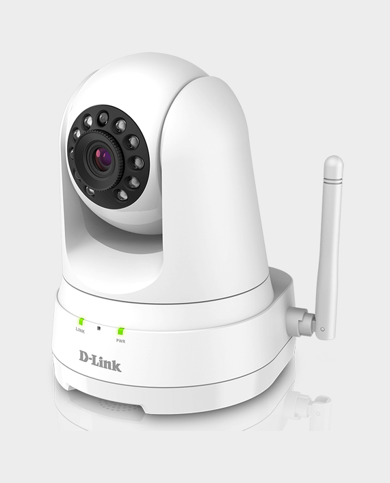 D-Link DCS-8525LH mydlink Full HD Pan & Tilt Wi-Fi Camera