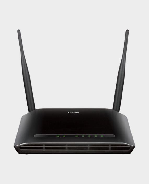 D-Link DIR-612 N300 WI-FI Router in Qatar